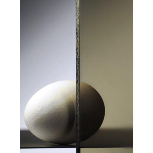 4 мм, димчатий полікарбонат монолітний
