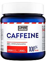 Кофеин UNS - Caffeine 200 мг (200 грамм)
