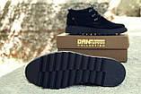 Ботинки хайтопы мужские зимние кожаные, фото 3
