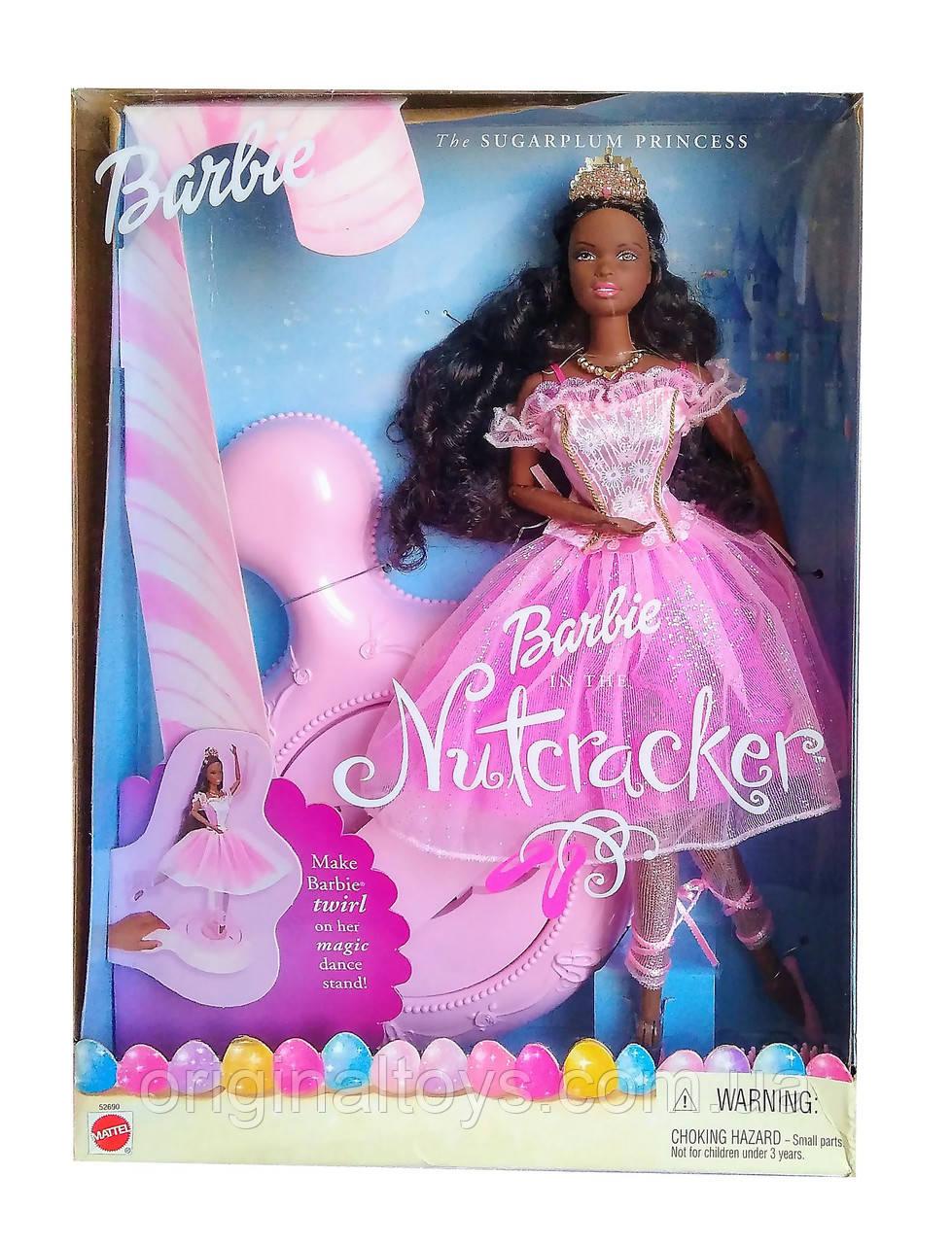 Коллекционная кукла Барби Принцесса Сахарная Слива Щелкунчик Barbie Sugarplum The Nutcracker 2001 Mattel