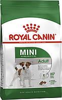 Royal Canin Mini Adult (Роял Канин Мини эдалт) сухой корм для собак мелких пород до 10 кг 8кг