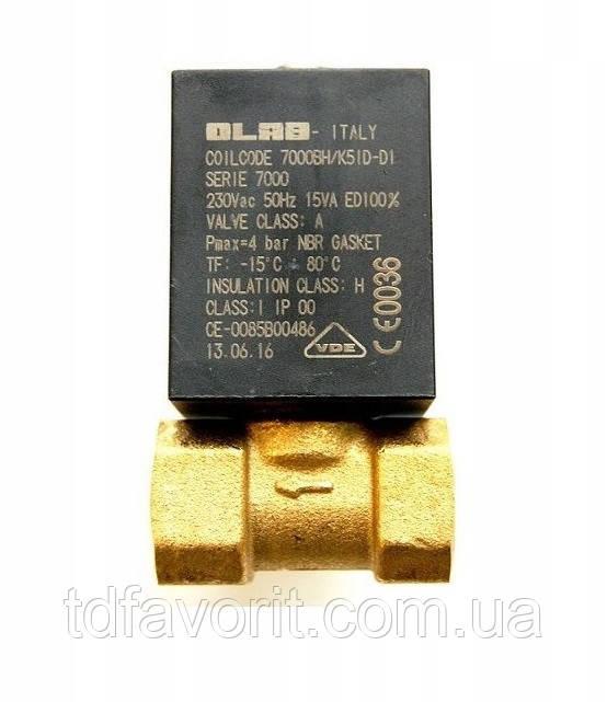 Електроклапан газової гармати MASTER BLP 53, 73 (4160.963)