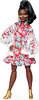 Кукла афроамериканка Барби БМР Barbie BMR1959 Fully Poseable Curvy Fashion Doll, Brunette