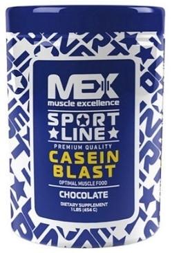 Казеин MEX Nutrition - Casein Blast (454 грамм)