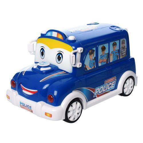 Развивающая игрушка Полицейская машинка BT-2222E с аксессуарами