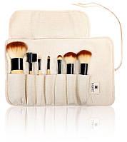 Набор кистей для макияжа Shany deluxe bamboo