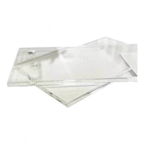 Екструзійне оргскло 2 мм, прозорий