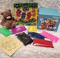 """Новогодний набор для детей """"Очумелые ручки"""""""