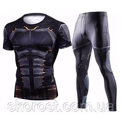 Мужской спортивный костюм косплей Бетмен М-L
