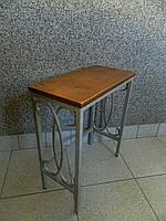 Стіл 01 консоль середній 50*55 см Стол консоль средний