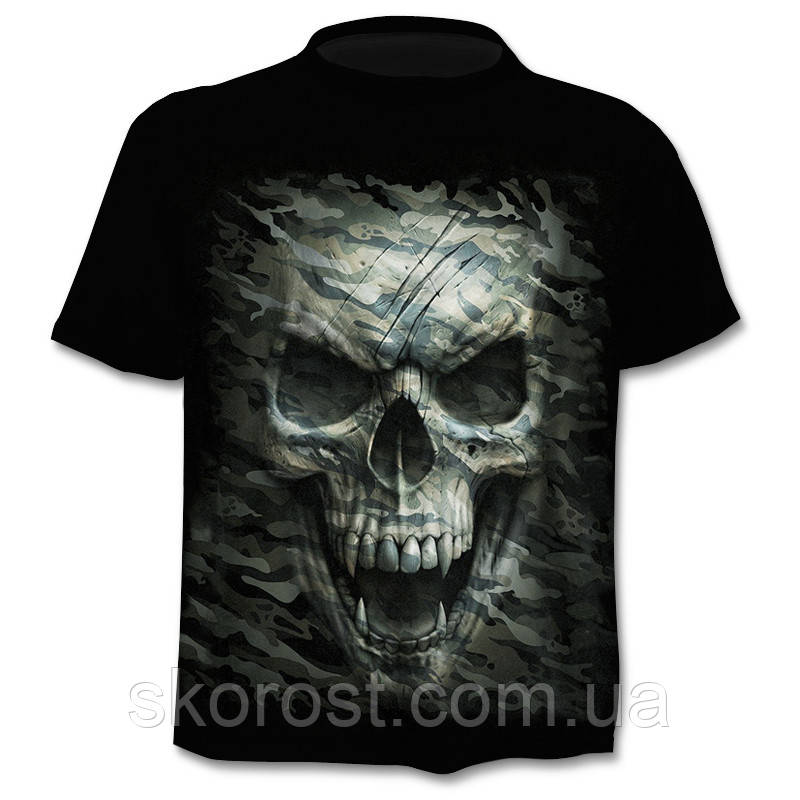 Мужская футболка Fog of war
