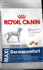 Royal Canin Maxi Dermacomfort 12 кг