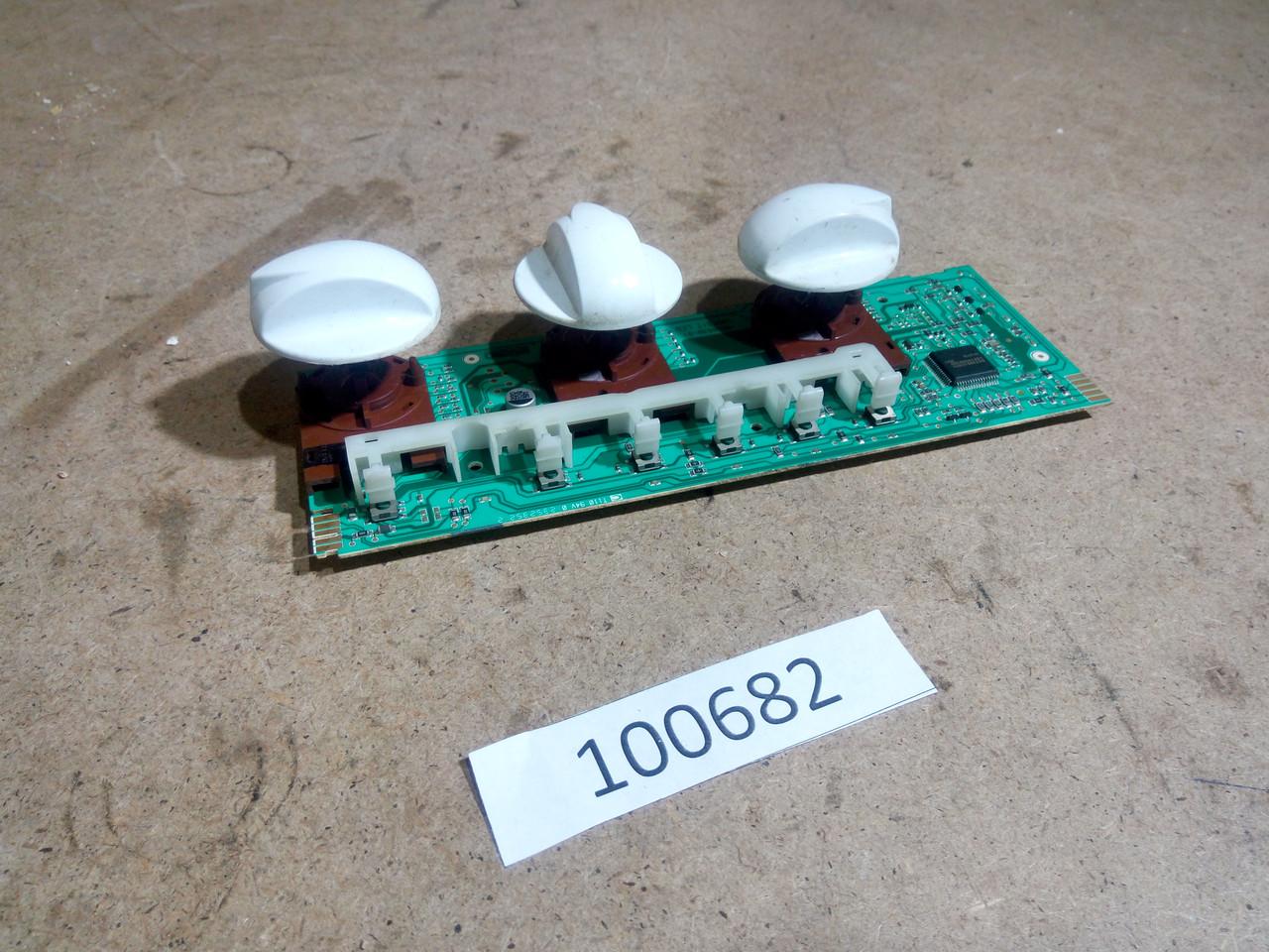 Модуль індикації Indesit WIL85. 21012605600, 30410485 Б/У