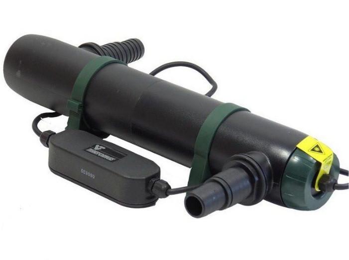 Стерилизатор прудовый ультрафиолетовый Hagen Laguna PowerClear 9 w до 8000 л (PT10119)