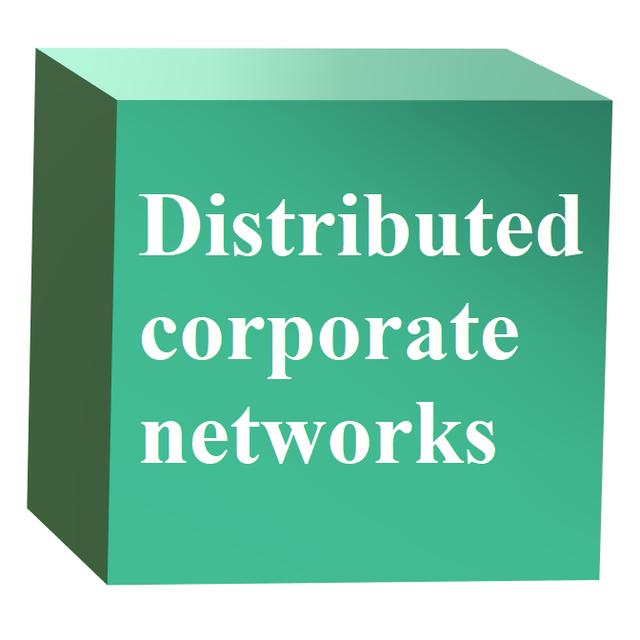 Розподілені корпоративні мережі