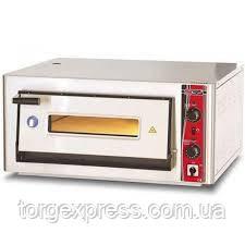 Печь для пиццы SGS РО 6262 Е односекционная с термометром
