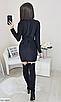 """Нарядное женское платье из люрекса на запах """"Indiana"""", фото 6"""