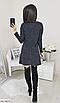"""Трапециевидное женское платье из ангоры с люрексом """"Louisiana"""", фото 8"""