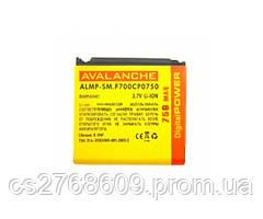 "Батарея / Акумулятор  ""AVALANCHE"" Samsung F700"