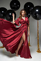 Шикарное  платье длинное в 5ти цветах JD Ариада, фото 1