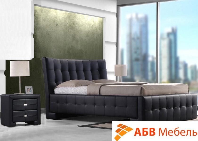 Спальня Барселона Черная