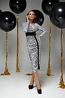 Изысканное вечернее платье в 3х цветах JD Сильвия, фото 1