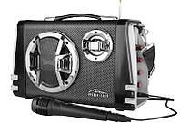 Портативная колонка Media-Tech KARAOKE BOOMBOX BT MT3149