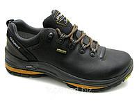 Мужские кожаные нескользящие ботинки Grisport зимние до -15 °C