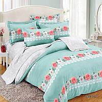 Комплект постельного белья Поплин 049-PC-A-B (Евро) арт.K-PN-049-PC-A-B
