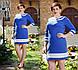 Платье женское БАТАЛ 703дг, фото 4