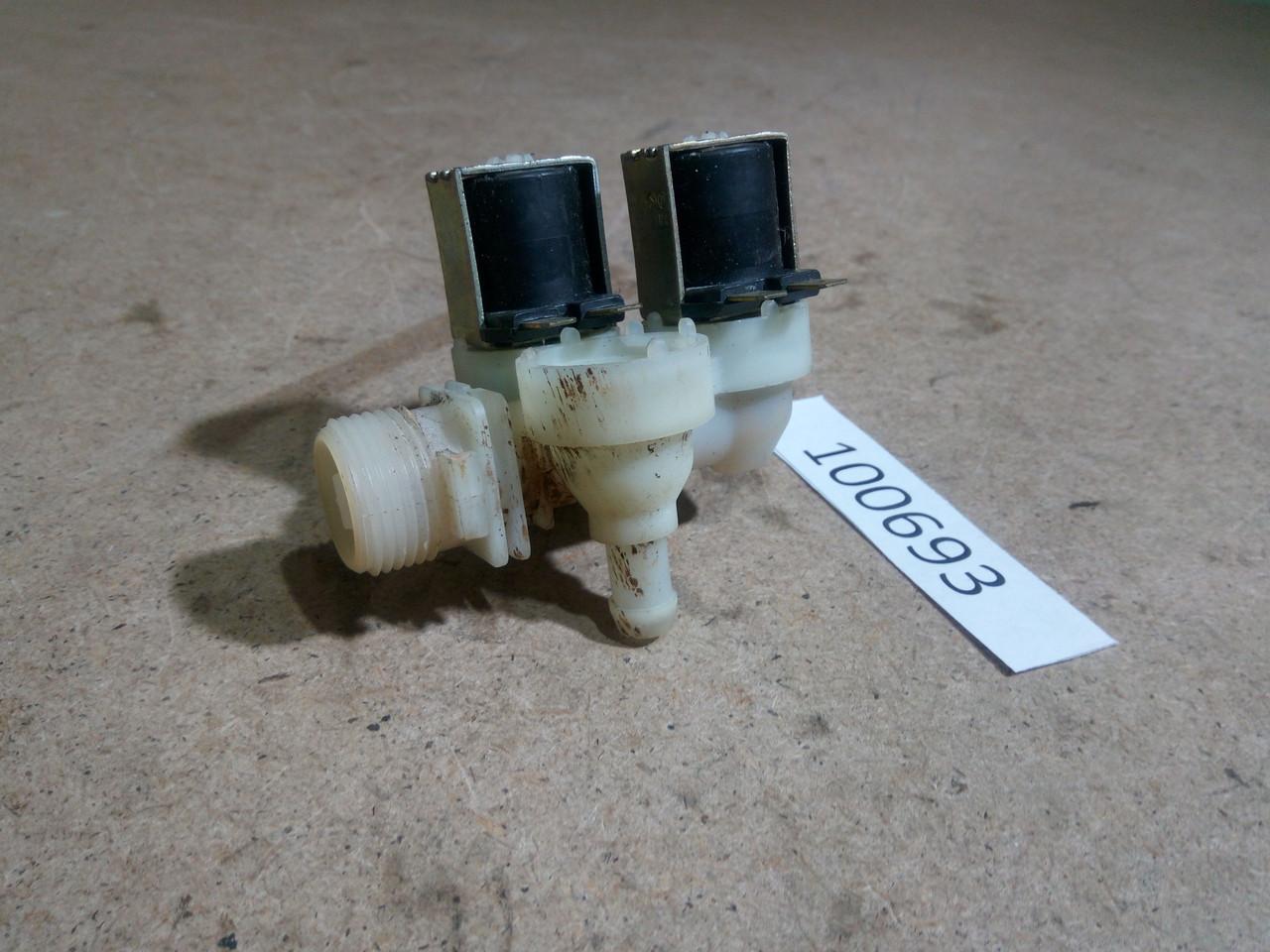 Клапана набора воды Indesit W63T. 160013982 Б/У