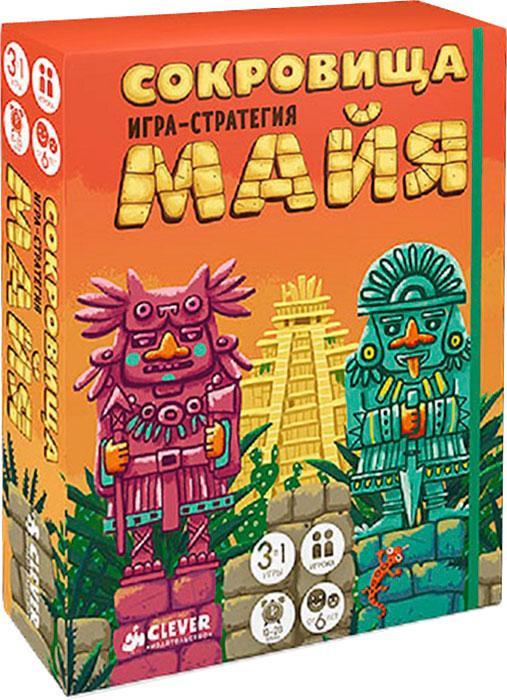 Настольная игра Сокровища майя