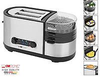 Многофункциональный тостер 5в1 CLATRONIC(Оригинал)Германия 1250W