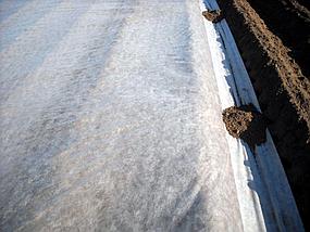 Агроволокно на метраж 19 белый 6,35 м, фото 3