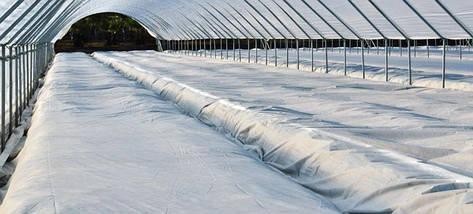 Агроволокно на метраж 30 белый 6,35 м, фото 3
