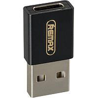 Переходник адаптер с Type-C на USB Remax RA-USB3