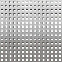 Лист перфорированный 0,7*1000*2000 (яч.д.5) шаг 8 цинк
