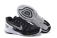 Мужские кроссовки Nike Lunarglide 7 черные