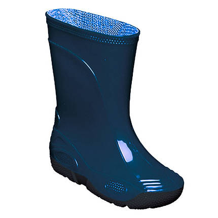 Сапоги OLDCOM детские резиновые Vivid синие, фото 2