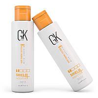 Средство для защиты волос при окрашивании и химзавивке GKhair (Global Keratin) Taming Shield Additive, 100 мл