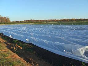 Агроволокно на метраж 50 белый 1,6 м, фото 2