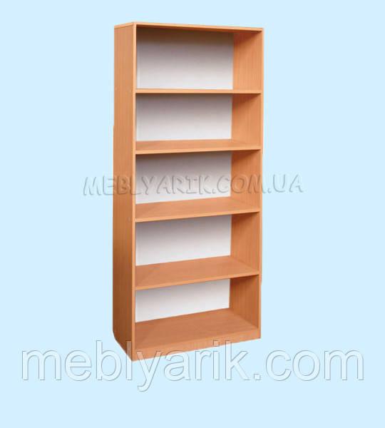 Шкаф книжный открытый