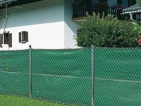 Сетка затеняющая 85% ширина 8м, фото 2