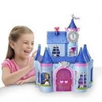 Замки і будиночки для ляльок