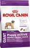 Royal canin Giant Puppy Active 15 кг