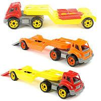 Машина Автовоз 3923 8 2 цвета Технок в сетке - 219281