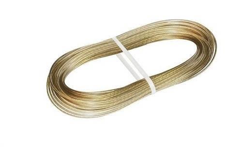 Тросик (для крепления сетки) на метраж 10м, фото 2