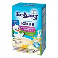 Каша молочная сухая кукурузно-овсяная с грушей с 6+ месяцев 200 г Беллакт 4810263030173