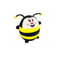 Мягкая игрушка-антистресс Dankotoys Пчёлка (35018)
