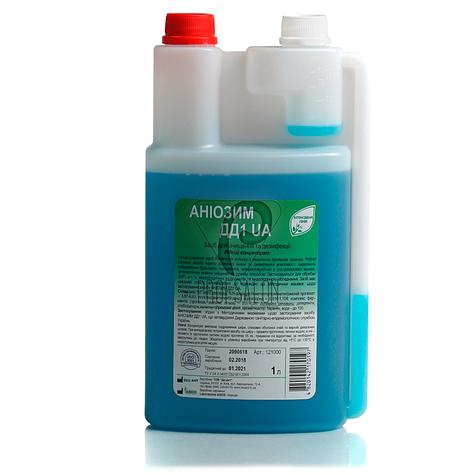 Аниозим ДД1 UA, 1000 мл - средство для дезинфекции, достерилизационной очистки и стерилизации, концентрат